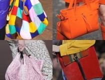 Какие сумки будут модными в 2012 году?