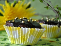Низкокалорийный рецепт шоколадного пирожного